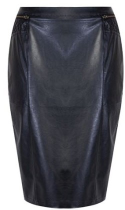 Pleather Pencil Skirt R119.99