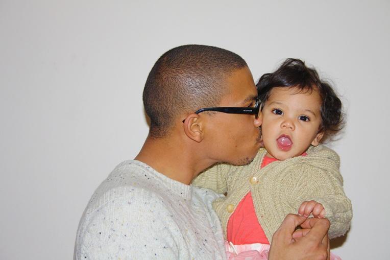 Daddy+Mila